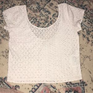 Abercrombie & Fitch Crop Top New Without Tags